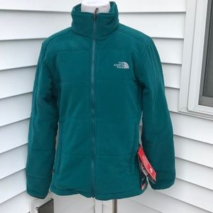 The North Face polartec classic micro new